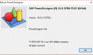Power Designer 16.6破解版本